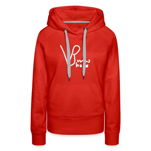 VB Was Here - Women's Premium Hoodie