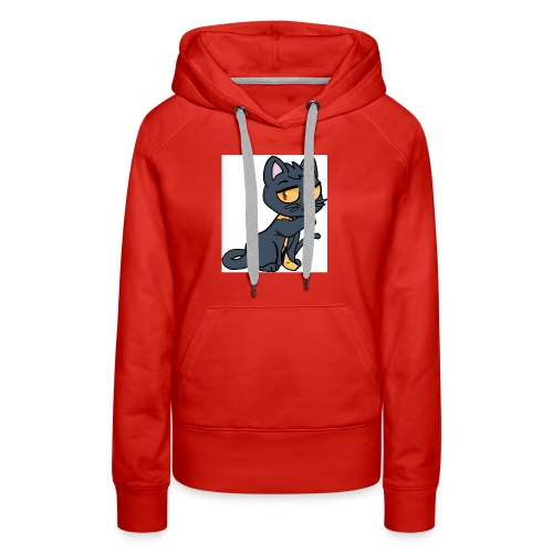 Kieran_Cat_Test - Women's Premium Hoodie