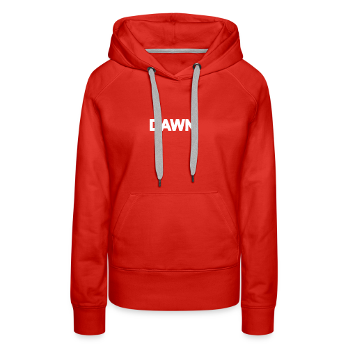 DAWN - Women's Premium Hoodie