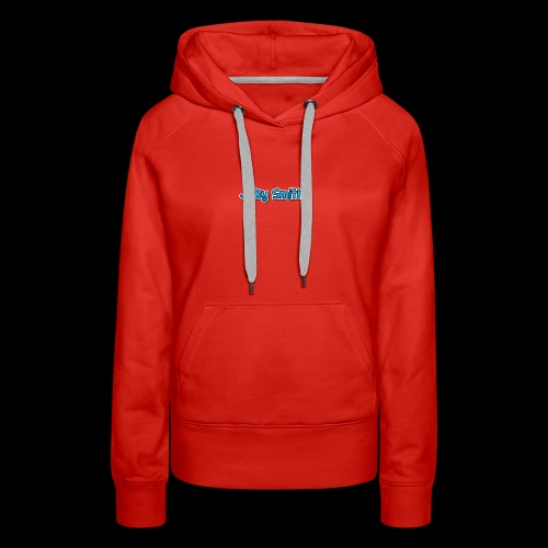 Jo3y Smith Offical Youtube Name - Women's Premium Hoodie
