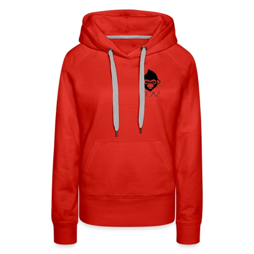 KCAZ Clothing - Women's Premium Hoodie