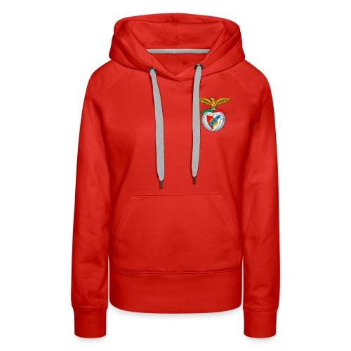 SL Benfica - Women's Premium Hoodie