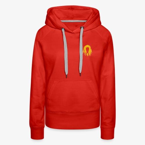 Gold logo - Women's Premium Hoodie