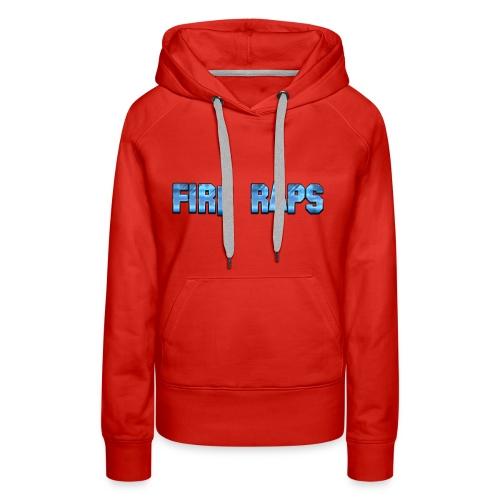 FIRE RAPS CLOTHING - Women's Premium Hoodie