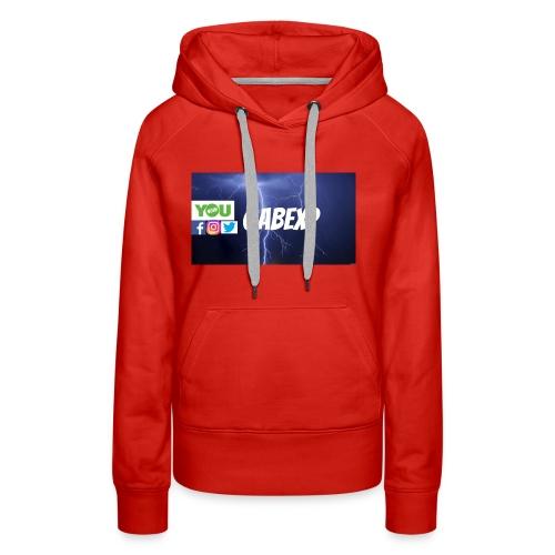 gabexp 1 - Women's Premium Hoodie