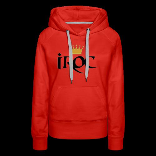 iRoc - Women's Premium Hoodie