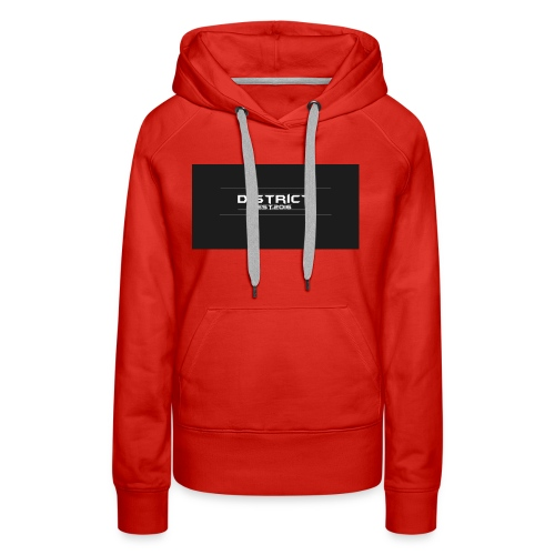 District apparel - Women's Premium Hoodie