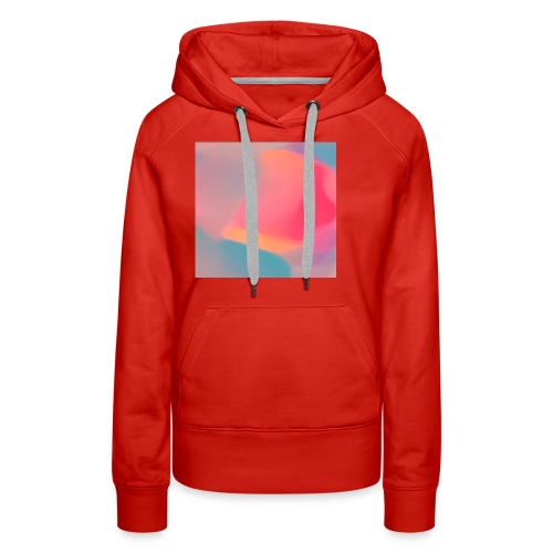 Diffuse Colour - Women's Premium Hoodie