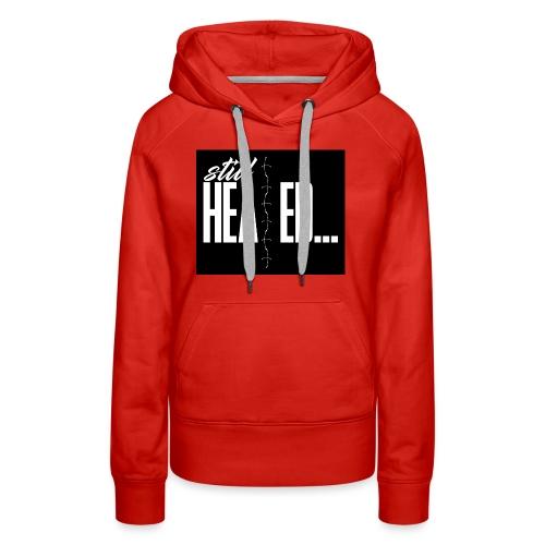 tshirt_still_healed_2019 - Women's Premium Hoodie