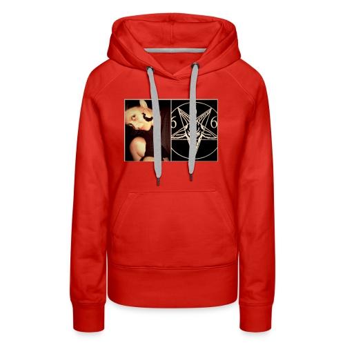 satanic style - Women's Premium Hoodie