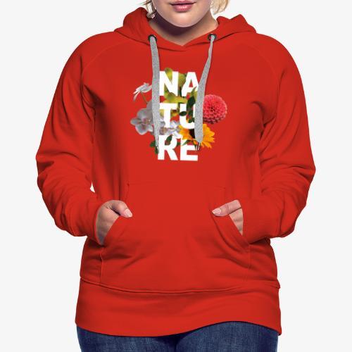 Nature - Women's Premium Hoodie