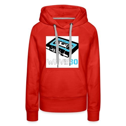 Alt Logo - Women's Premium Hoodie