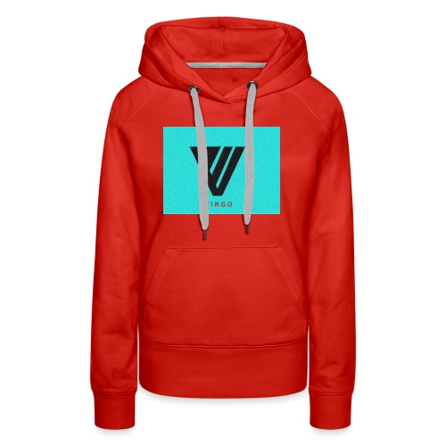 Virgo : Color - Women's Premium Hoodie