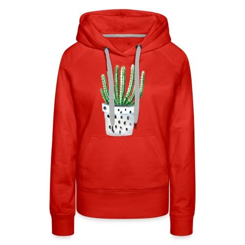 Cactus - Women's Premium Hoodie