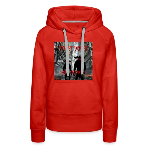 STREET DEMONZ 2.0 ALBUM COVER - Women's Premium Hoodie