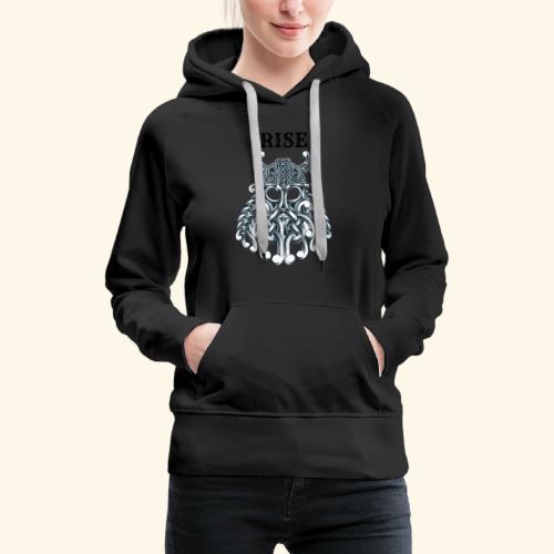 RISE CELTIC WARRIOR - Women's Premium Hoodie
