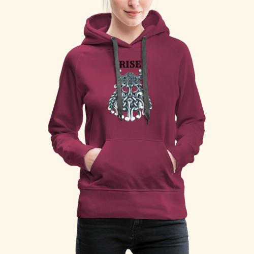 RISE CELTIC WARRIOR - Women's Premium Hoodie