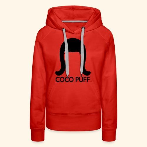 Coco Peru Fan Logo - Women's Premium Hoodie
