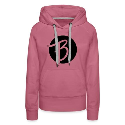 The BLSSD logo - Women's Premium Hoodie