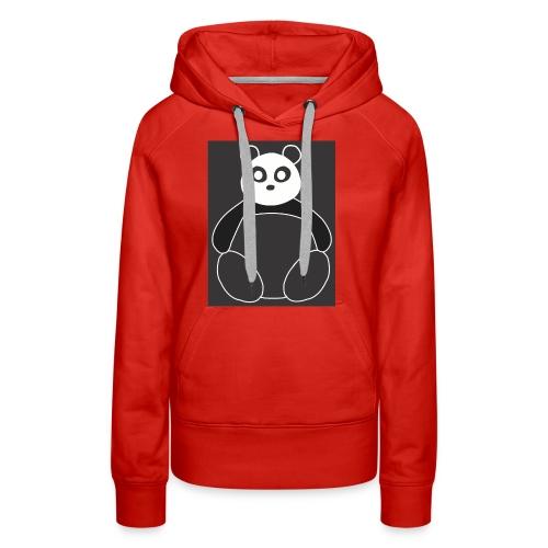 Fat Panda - Women's Premium Hoodie