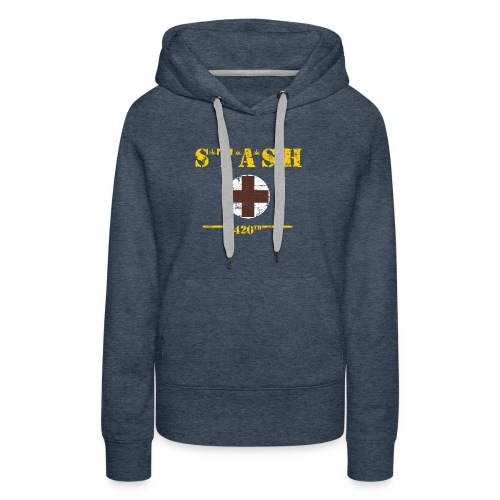 STASH-Final - Women's Premium Hoodie