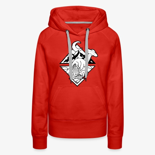Limited Edition Thanks for All the Fish - Women's Premium Hoodie