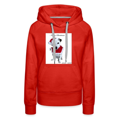 Merry Christmas 2017-2018 [LIMITED EDITION] - Women's Premium Hoodie