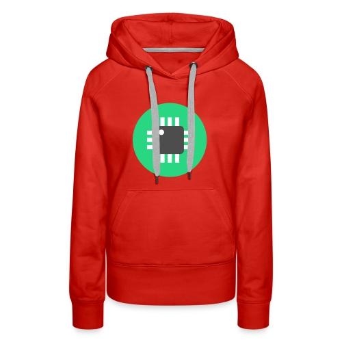 Logo-Only - Women's Premium Hoodie