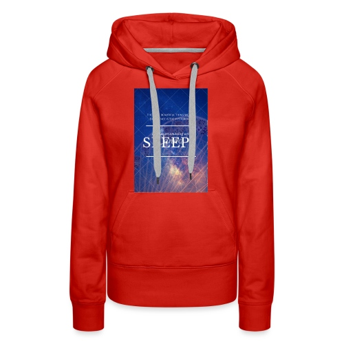 Sleep Galaxy by @lovesaccessories - Women's Premium Hoodie