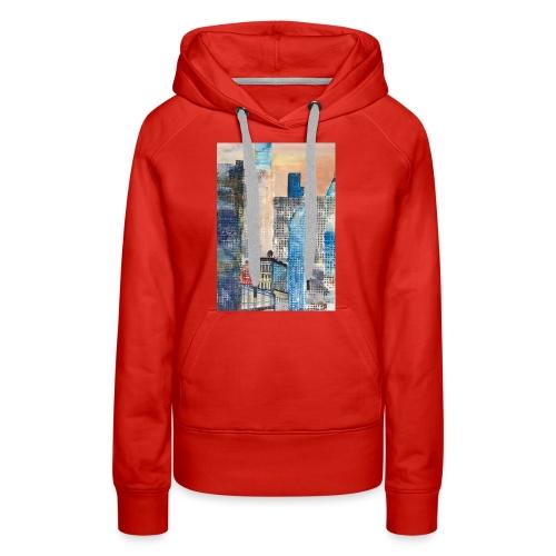 NYC Neighborhood Timothy Leistner - Women's Premium Hoodie
