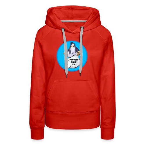 Official Linus Appalling | Protect Your Egg - Women's Premium Hoodie