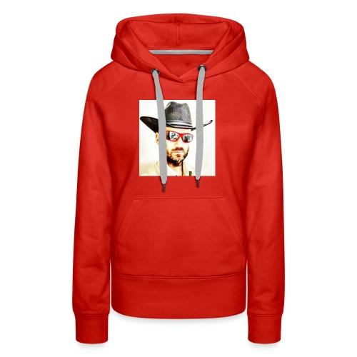 Merla Jerome t chirt - Women's Premium Hoodie