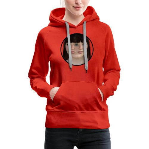 Two-faced women - Women's Premium Hoodie