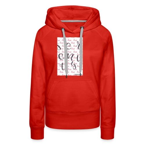 6D2EAA01 5488 4546 B2F4 537C9BDB526C - Women's Premium Hoodie