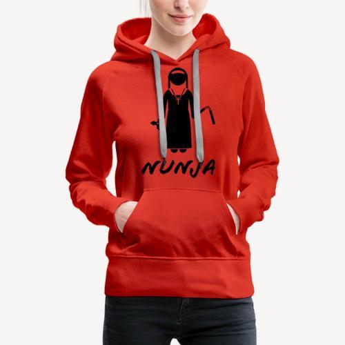 NUNJA - Women's Premium Hoodie