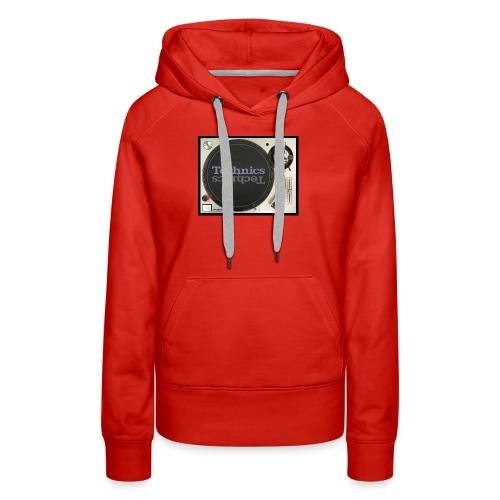 technics 1 - Women's Premium Hoodie