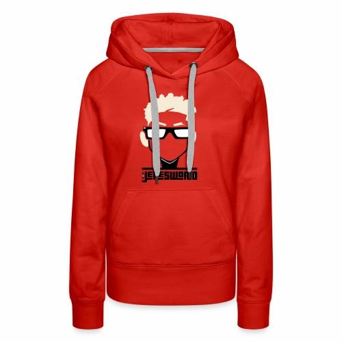 JeresWorld Custom Logo - Women's Premium Hoodie