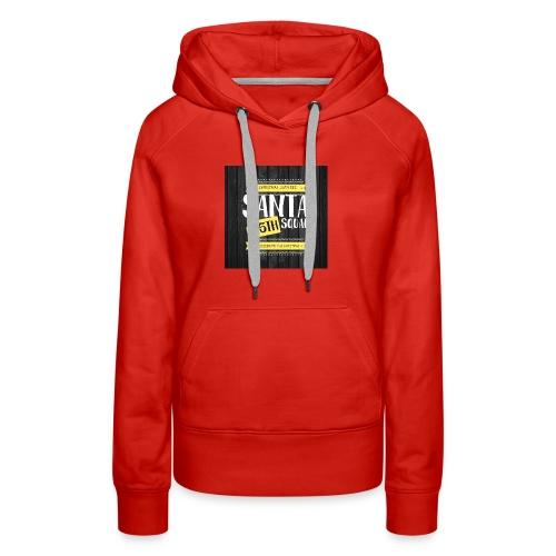 SANTA SQUAD - Women's Premium Hoodie