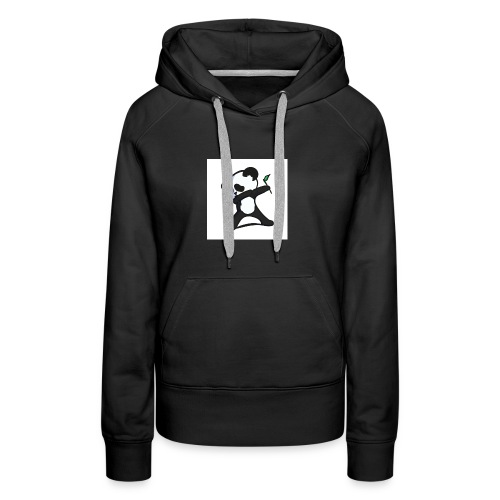 Panda DaB - Women's Premium Hoodie