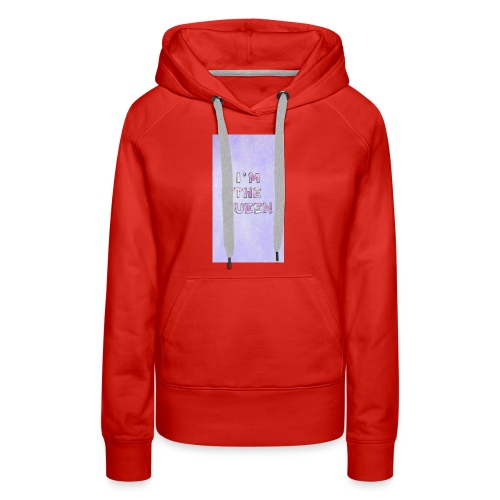 Kids sassy T-shirt - Women's Premium Hoodie