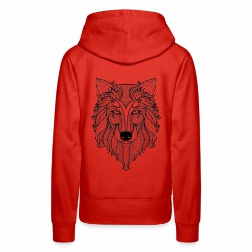 Classy Fox - Women's Premium Hoodie