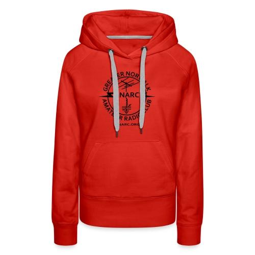 GNARC Club Logo - Women's Premium Hoodie