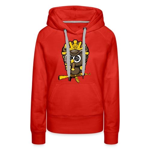 king otrg owl - Women's Premium Hoodie