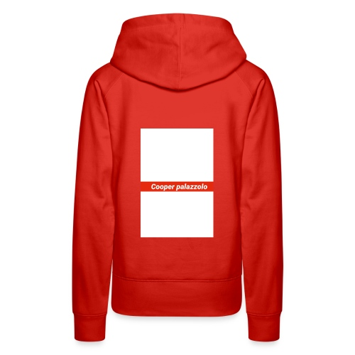 cooperpalazzolo - Women's Premium Hoodie