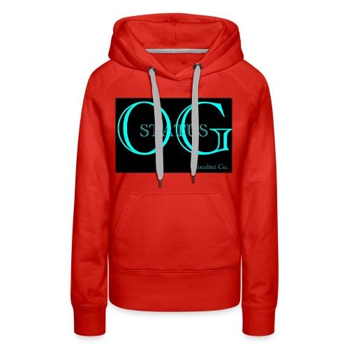 OG Status - Women's Premium Hoodie
