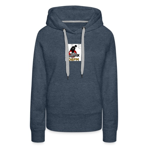 Level Up Logo - Women's Premium Hoodie