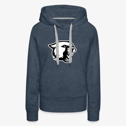 THE BLACK PANTHER - Women's Premium Hoodie