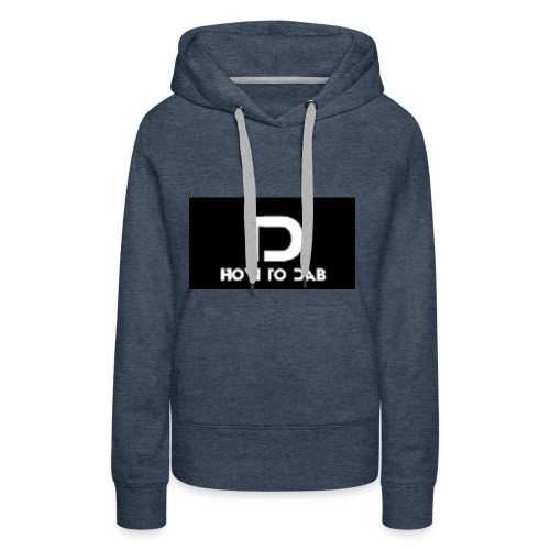 DwayneRektz How to Dab - Women's Premium Hoodie