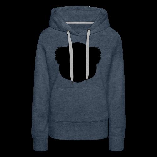 BlackKoalaLogo - Women's Premium Hoodie