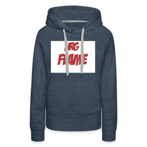Flame For KIds - Women's Premium Hoodie